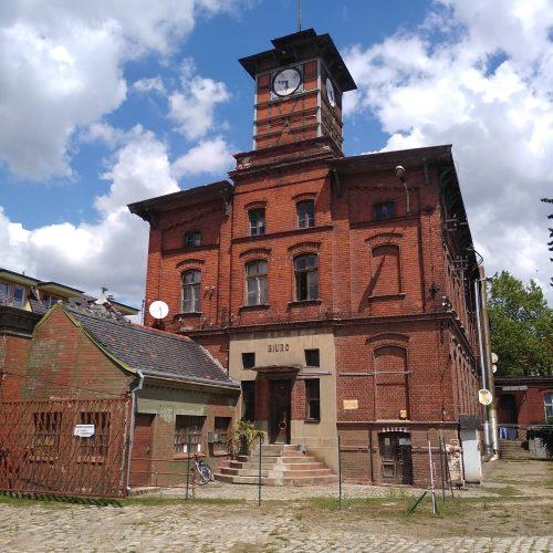 Budynek dawnej Cukrowni_mat organizatora