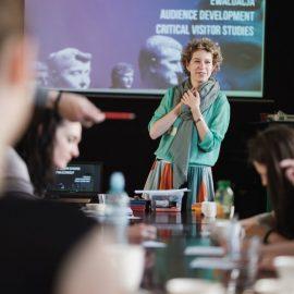 Praktycy Kultury_warsztaty Audience Development_fot Marcin Szczygieł
