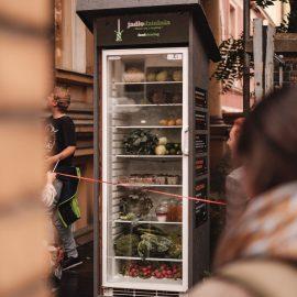 7_Dzień Trójkąta_otwarcie Lodówki Foodsharing_fot Marcin Szczygieł (1)-min