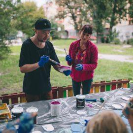 Sąsiadujemy z artystami_Ryba troć na Ołbinie_fot Jerzy Wypych (20)-min