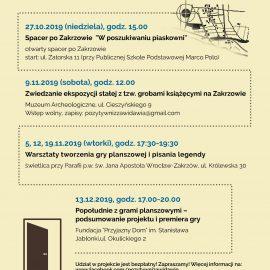 Skarb Zakrzowski_plakat